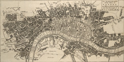 The ICHNOGRAPHY of the Cities of LONDON and WESTMINSTER and the Borough of SOUTHWARK 115